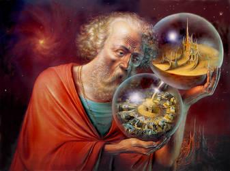 THE ESCAPE OF TIME by amartinsdebarros