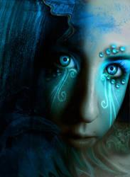 Water Siren by angellstar