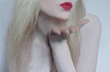 Blow A Kiss by angellstar