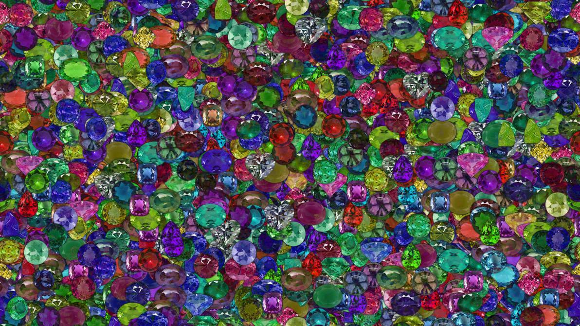 Bejeweled w/ Caustics by lylejk