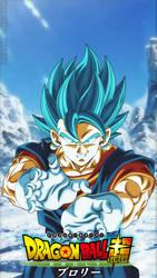 Vegito SSJ Blue - Dragon Ball Super Movie Broly by AlAnas2992