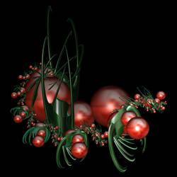 Incendia Tomato Plant by AmorinaAshton