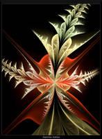 Fantasy Flowers 2 by AmorinaAshton