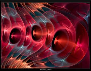 Bright Bubbles 1 by AmorinaAshton