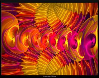 Bright Bubbles 2 by AmorinaAshton