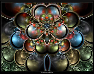 Wings upon Wings 12 by AmorinaAshton