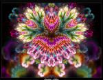 Colorful Flora IV by AmorinaAshton