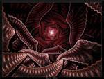 77U4-The Hidden rose by AmorinaAshton