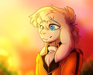 Your Faithful Servant by animatorfun