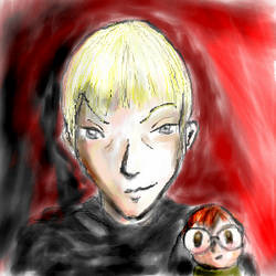 Ron's worst nightmare by Eri-kun