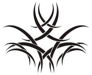 Tribal Shoulder Tattoo by shadukha