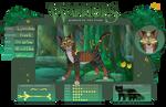 Lynxstone   Warrior of WindClan by AlmostCreepy101