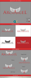 Archangel logo design by shady06