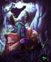 Shan'Do Malfurion Stormrage by pulyx