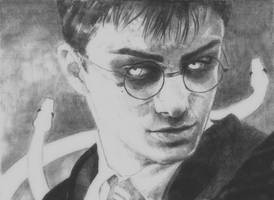 Harry Potter by QwinsepiaSquared