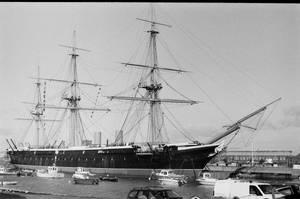 HMS Warrior by Trynnie