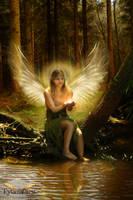 Angel wonders by tytaniafairy