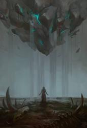 Sorrow of Korlat by deathnear