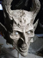 Satan's little Helper by Happy Sculptures by BackhandBLAM