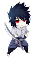 Sasuke practice 03 by jiegengDai