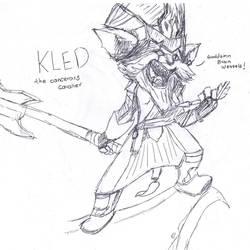 Doodles of Doom - Kled by CaeusDoom