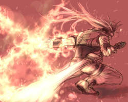 Art of the Samurai by CalvaryDeath