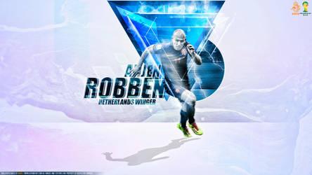 002014 Arjen Robben by namo,7 by 445578gfx