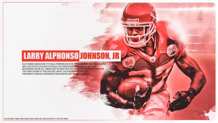 Larry Alphonso Johnson, Jr by namo,7 by 445578gfx
