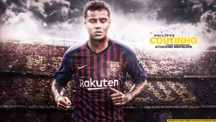 0098 Philippe Coutinho by namik amirov by 445578gfx