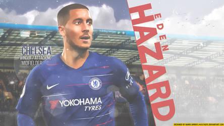 Eden Hazard10 by namik amirov by 445578gfx