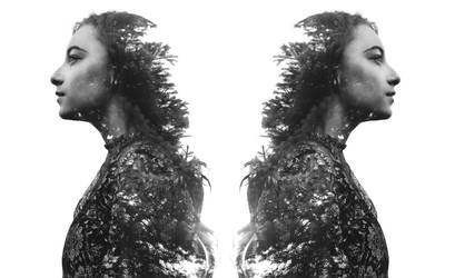 double exposure by pholwises