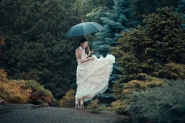 Bride by pholwises