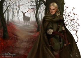 Jagd - Hunt by avisnocturna