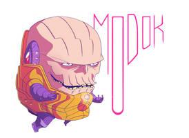MODOK by BryanTheEvery