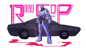 Robocop by BryanTheEvery