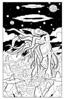 Cthulhu by BryanTheEvery