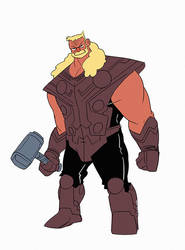 THOR by BryanTheEvery