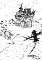 Howl's Moving Castle by FwooshEye
