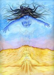 'Life begun... ' by eurynomos
