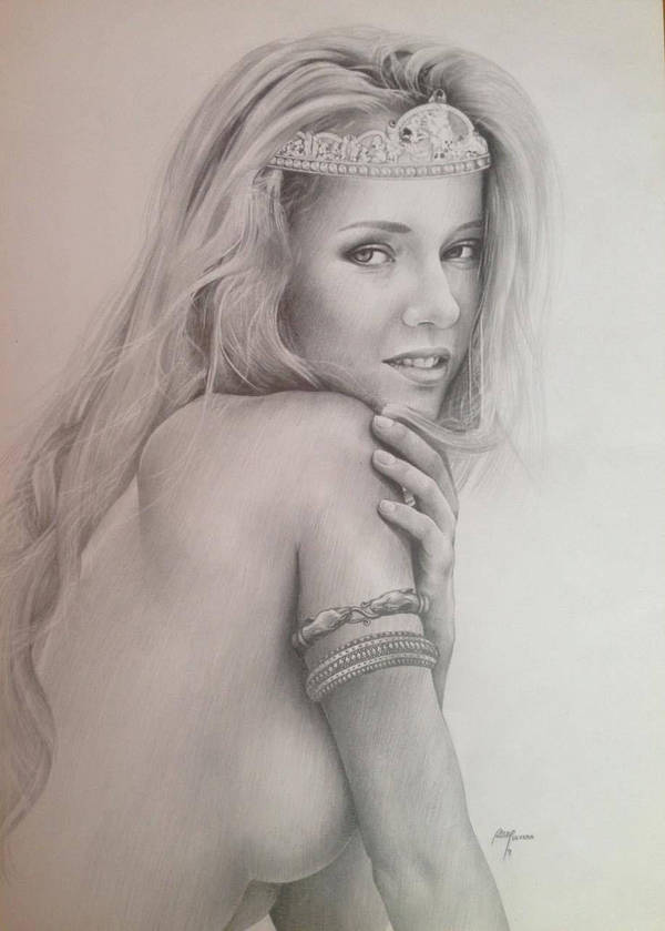 'Princess Natalya of Paladin' by Richie Pulvera by Trench-ADF