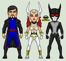 Justice League: Gods and Monsters by EverydayBattman