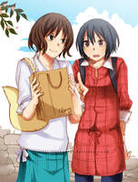Shopping Time by ageha1sBf