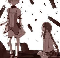 Arigatou Homura-chan by ageha1sBf
