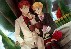 Mystery or Fantasy by ageha1sBf