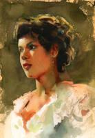 portrait by claratessier