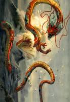 dragon marin by claratessier