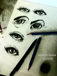 eye sketch by tahtah-sama