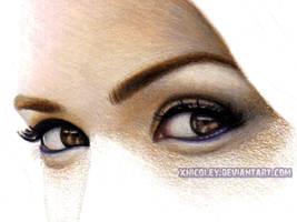 Temptation Eyes by xnicoley