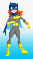 Batgirl '66 by memorypalace