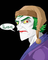Ebenezer Joker by memorypalace